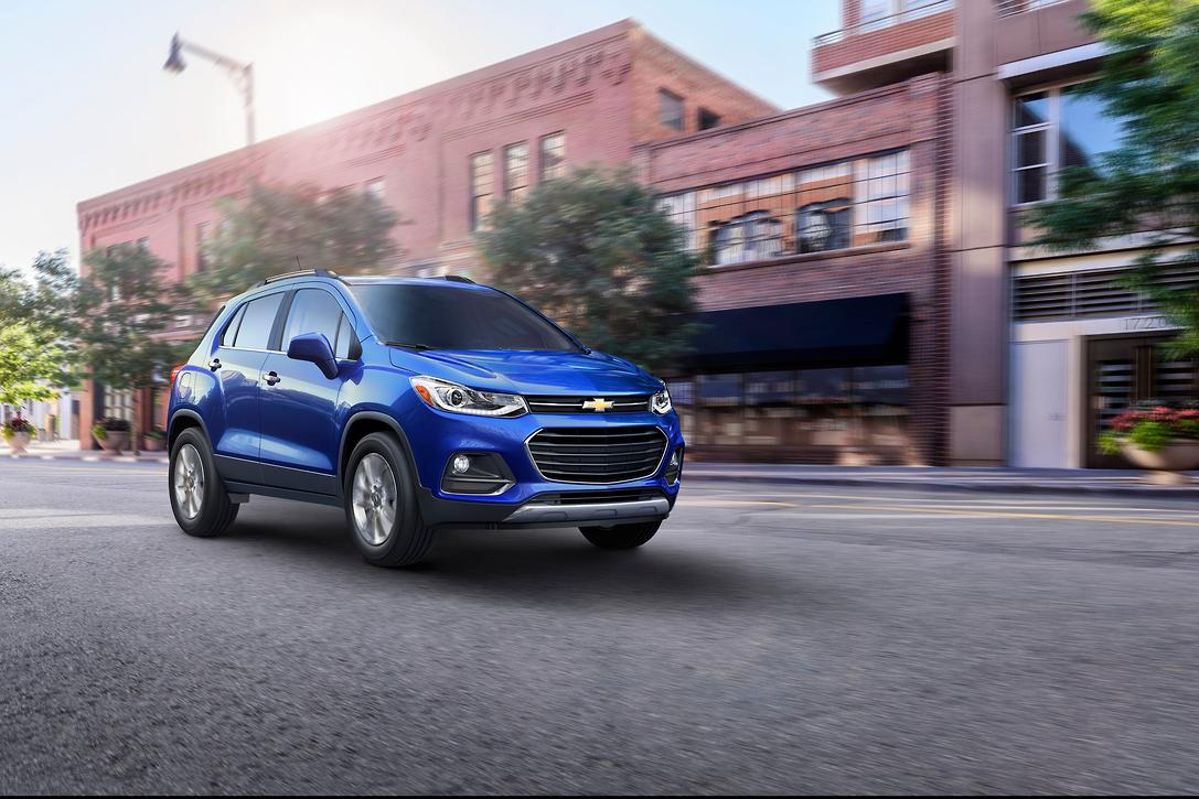 Frenteafrente Chevrolet Trax Vs Ford Ecosport Dos Crossovers