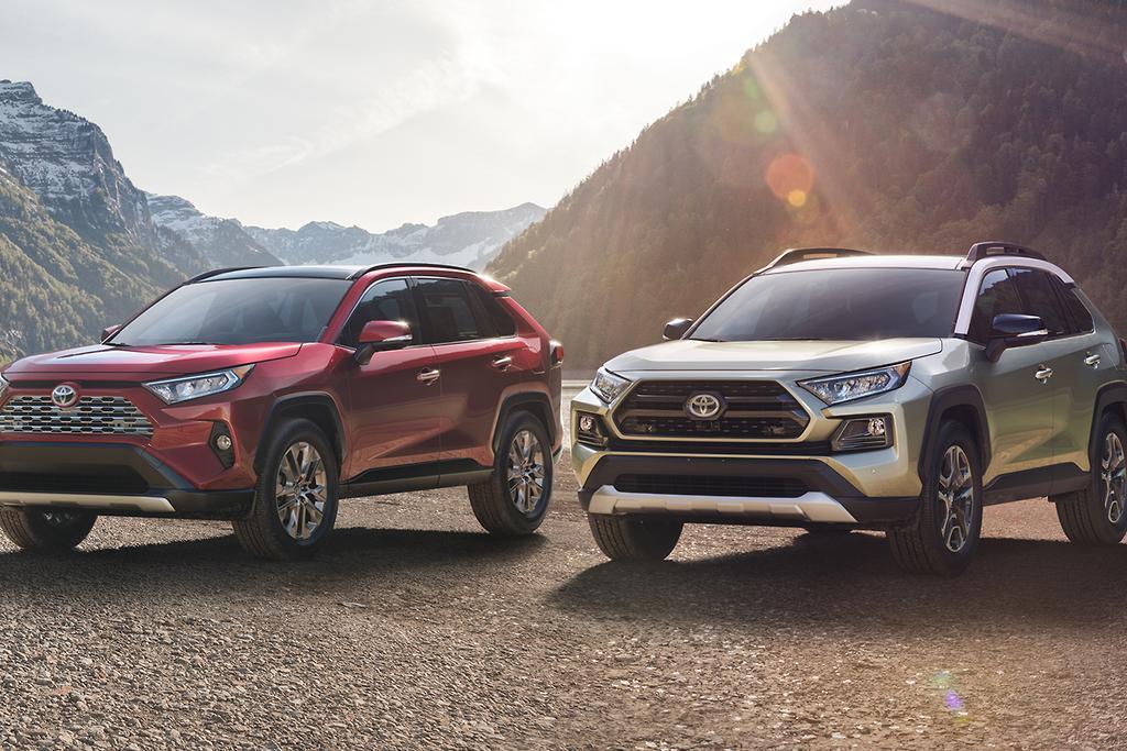 Toyota Rav4 2019 Renovación De Pies A Cabeza Que Llega México En Soloautos Mx