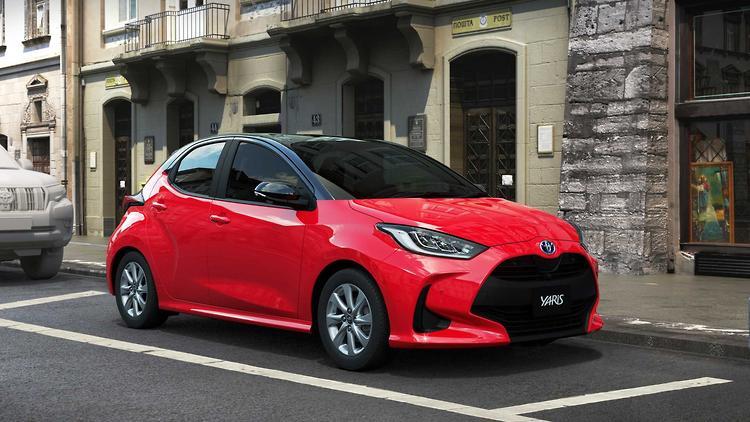 Toyota yaris hatchback 2020 precio mexico