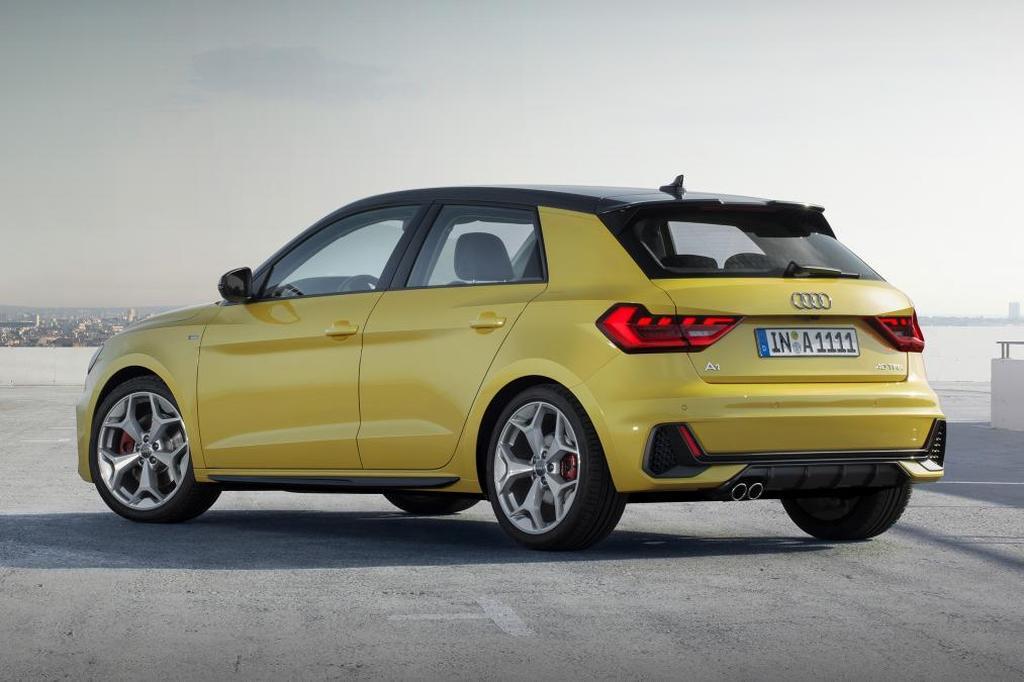 Audi A1 2019 Se Hace Oficial Y Estos Son Sus Detalles Soloautos Mx