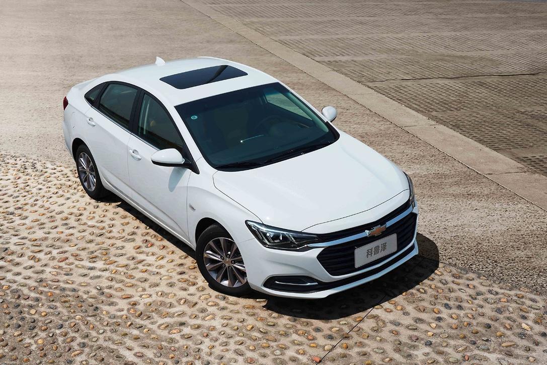 Chevrolet Monza El Sedan Que Reemplazo Al Cavalier En China Llegara A Mexico Soloautos Mx