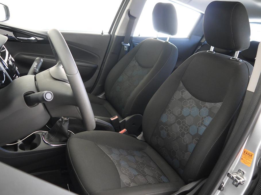 A Prueba Chevrolet Spark Y Analizamos Sus Rivales Ford Figo