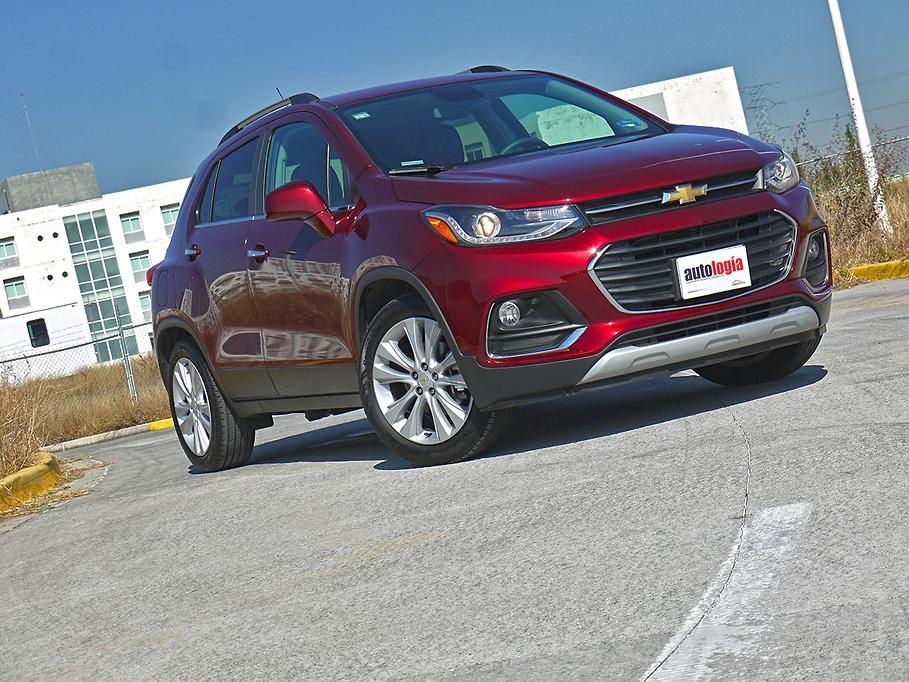 A Prueba Chevrolet Trax 2017 Y Analizamos A Toda La Oferta De Suvs