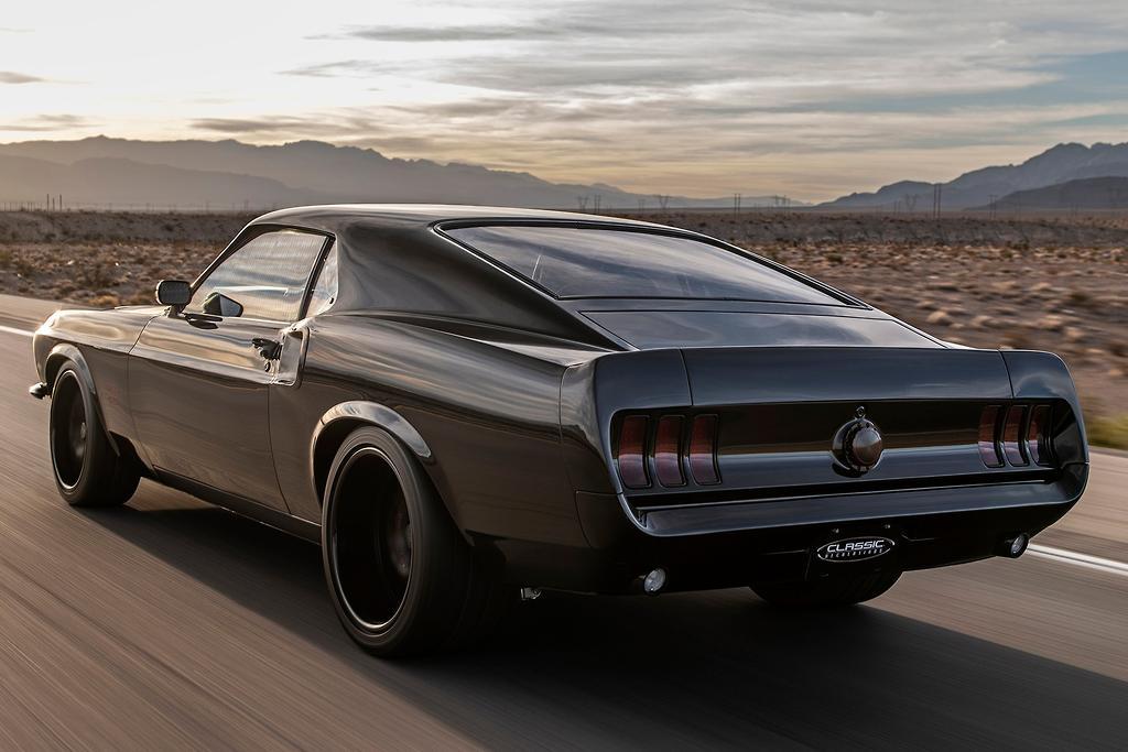 555f7b6c091 SEMA 2018  ¿Quieres un Mustang 69 con 815 caballos de fuerza  Lo tienes -  soloautos.mx