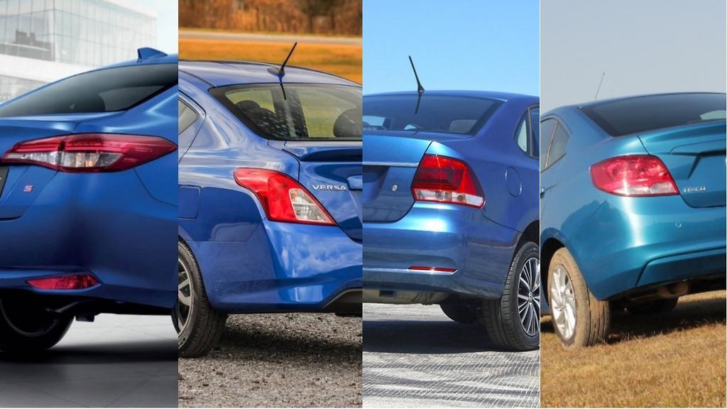 Anlisis Comparativo Chevrolet Aveo Nissan Versa Toyota Yaris