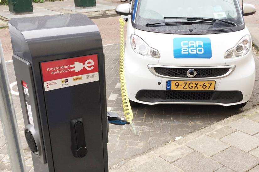 Resultado de imagen para amsterdam prohibe autos