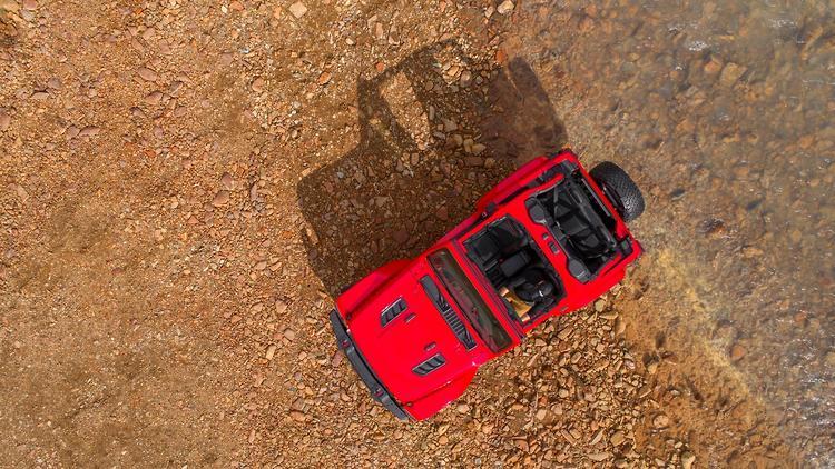 Jeep Confirma El Desarrollo De Un Wrangler Hibrido Enchufable Que