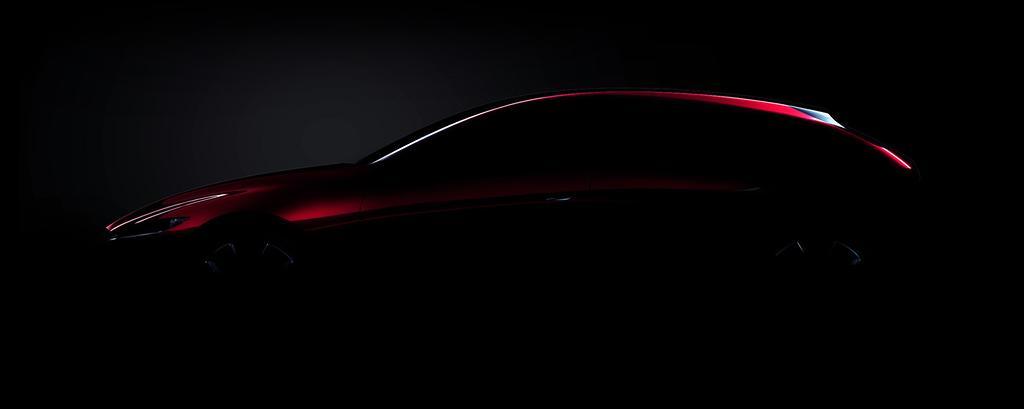 667fc3b15 Mazda tendrá dos conceptos en el Salón de Tokio y uno de ellos podría  convertirse en el nuevo Mazda3 2019 - soloautos.mx