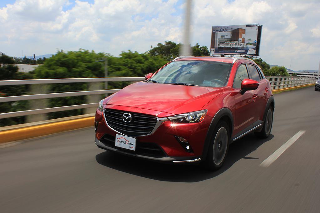 Mazda Planea Que Cx 3 2020 Sea Mas Espacioso Y Practico Soloautos Mx