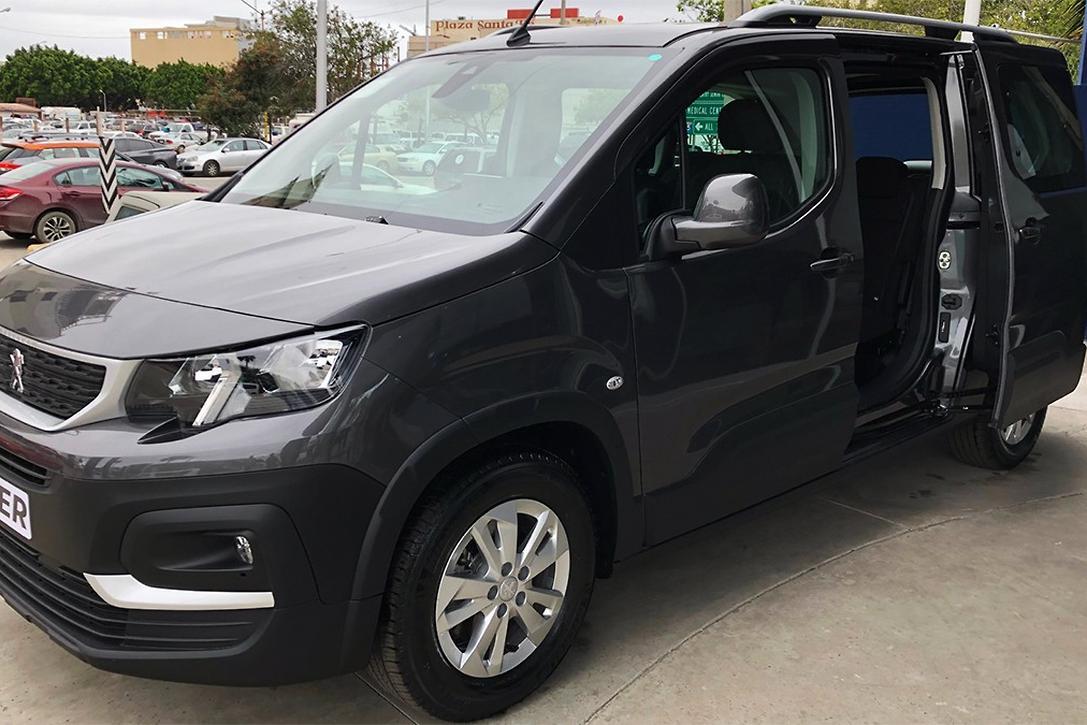 Peugeot rifter 2019 precio