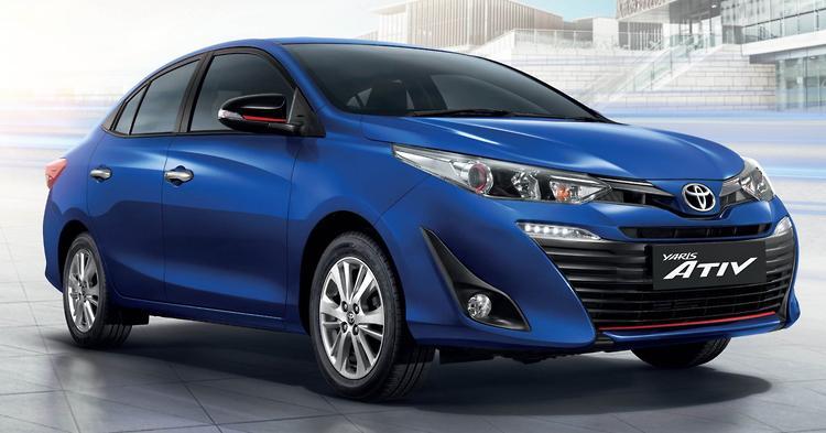 Toyota yaris sedan 2019 precio mexico
